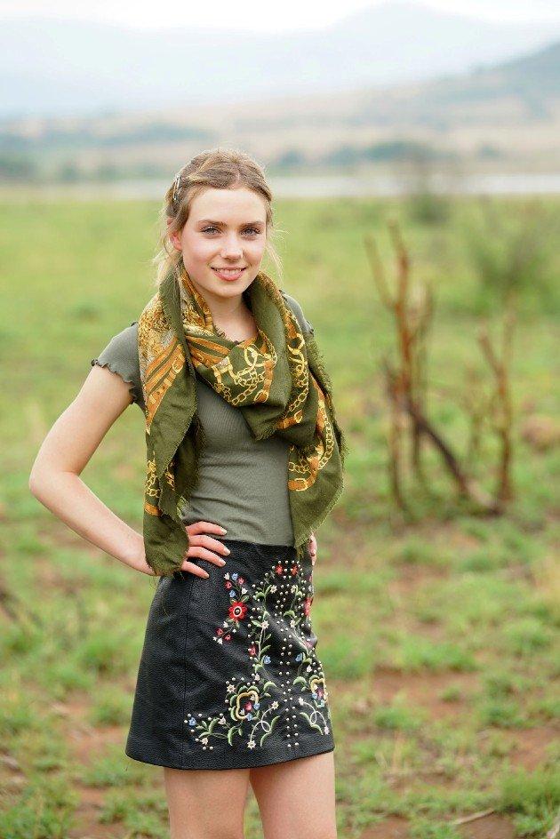 Marie Wegener - DSDS 2018 Kandidatin im Recall Südafrika