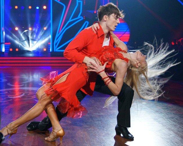 Roman Lochmann - Katja Kalugina bei Let's dance am 16.3.2018
