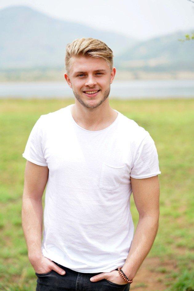 Sven Lüchtenborg - DSDS 2018 Kandidat im Recall Südafrika