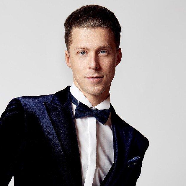 Valentin Lusin - Profi-Tänzer bei Let's dance 2018