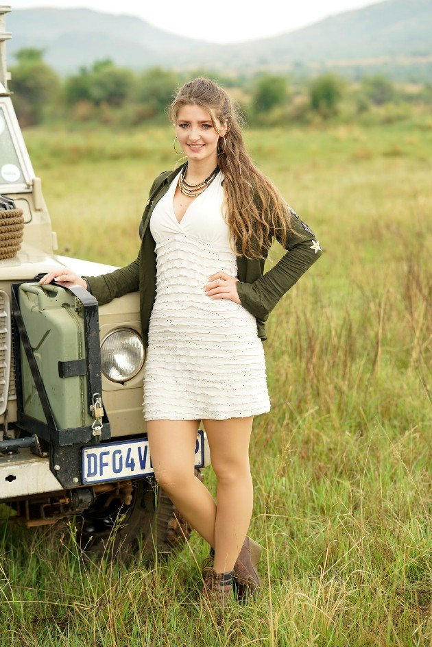 Vera Teubert - DSDS 2018 Kandidatin im Recall Südafrika