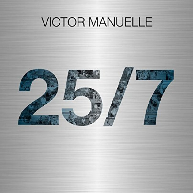Victor Manuelle - Neue Salsa-CD 25-7