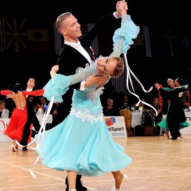 WDSF Grand Slam Helsinki 2018 - Vasily Kirin - Ekaterina Prozorova erfolgreichstes Tanzpaar aus Österreich