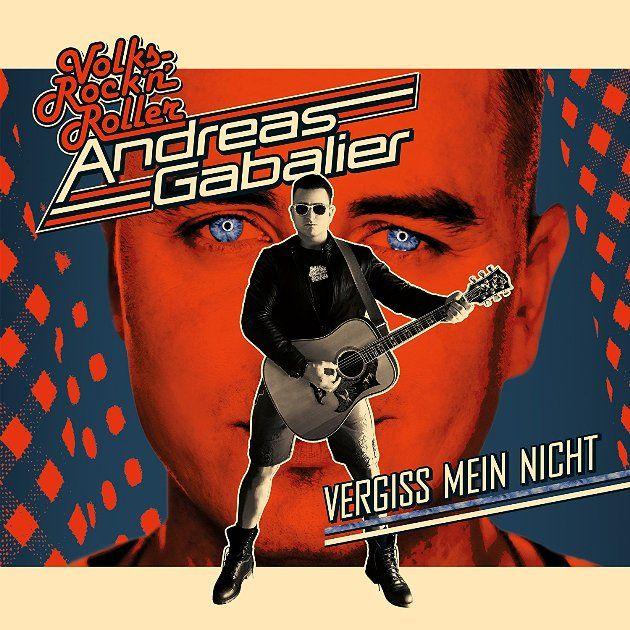 Andreas Gabalier neues Album 'Vergiss mein nicht' 2018