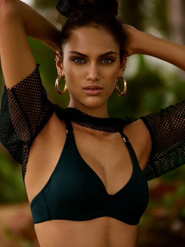 Trikini, Bikini, Badeanzüge, Strandkleider Bademode 2018 von Andres Sarda