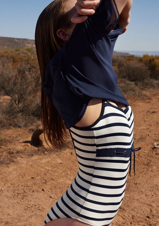 Badeanzug Catherine, Farbe Blue Moon - Marie Jo Swim Bademode - Frühjahr-Sommer 2018