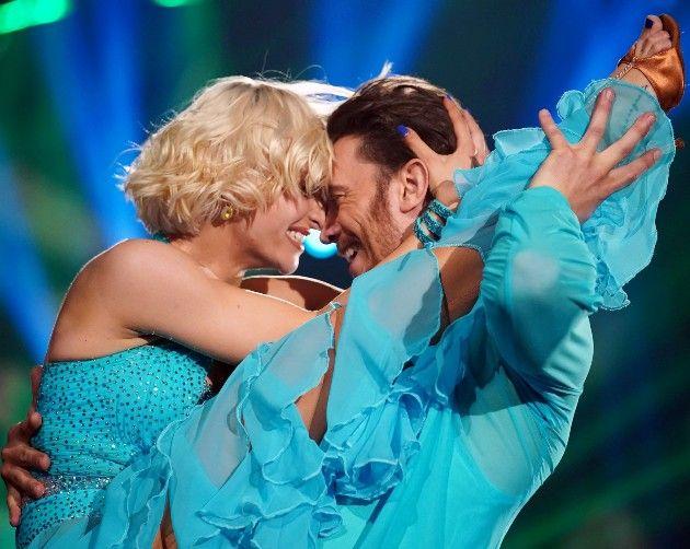 Bela Klentze - Marta Arndt bei Let's dance am 27.4.2018