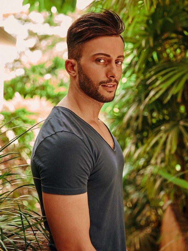 Domenico bei Bachelor in Paradise 2018