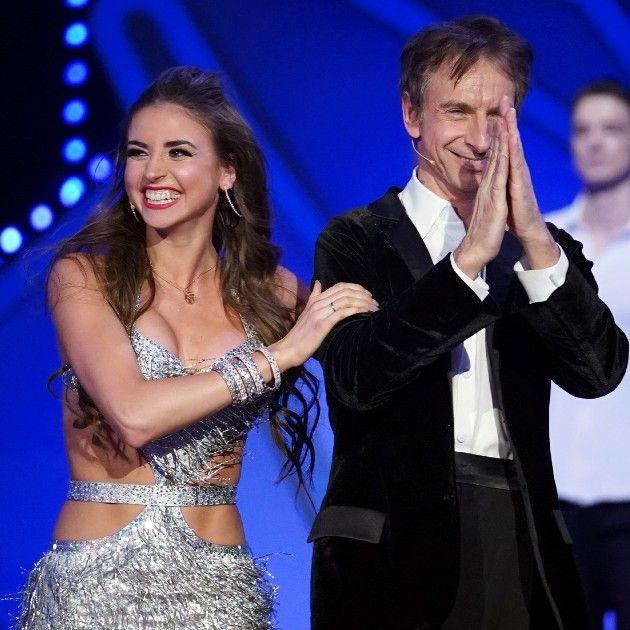 Ekaterina Leonova - Ingolf Lück bei Let's dance am 27.4.2018