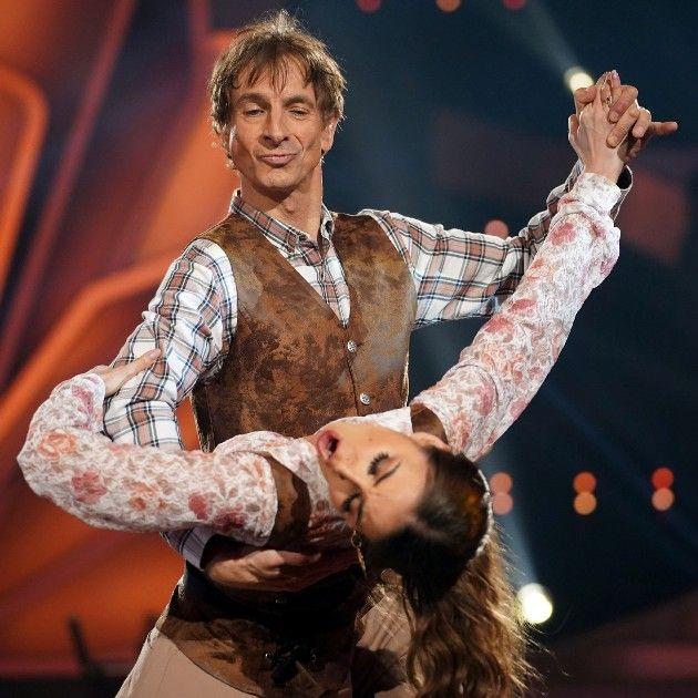 Ingolf Lück - Ekaterina Leonova bei Let's dance am 20.4.2018