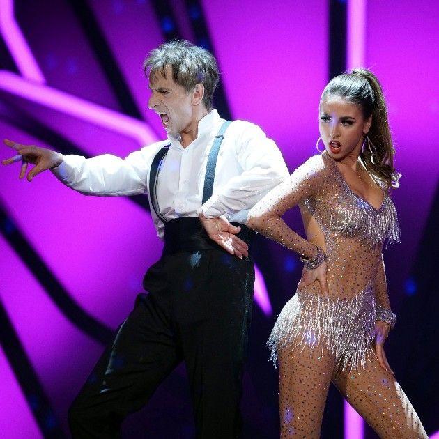 Ingolf Lück - Ekaterina Leonova bei Let's dance am 6.4.2018