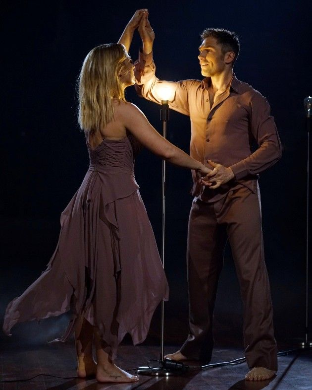 Iris Mareike Steen - Christian Polanc bei Let's dance am 6.4.2018