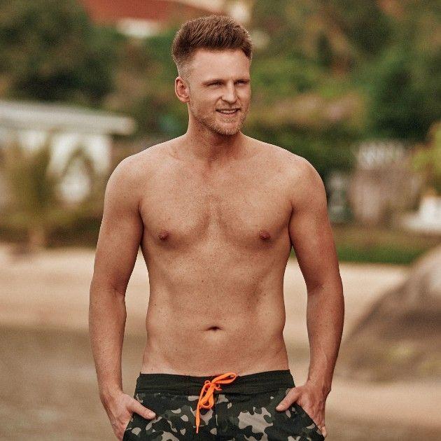 Jörg bei Bachelor in Paradise 2018
