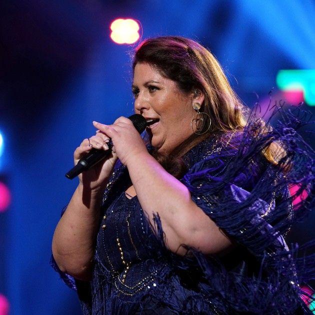 Janina el Arguioui - weiter 1. Live-Show DSDS am 14.4.2018