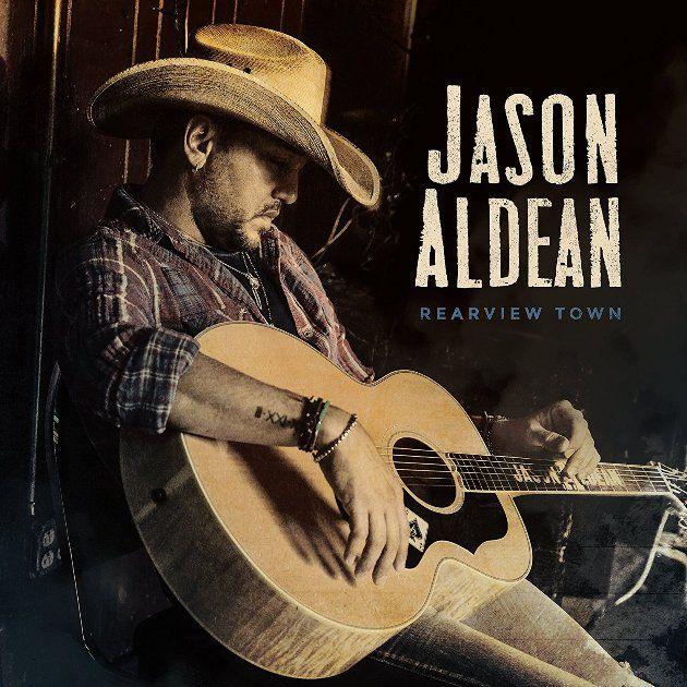 Jason Aldean neues Country-Album Rearview Town