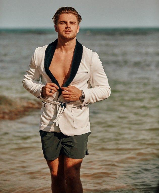 Johannes bei Bachelor in Paradise 2018