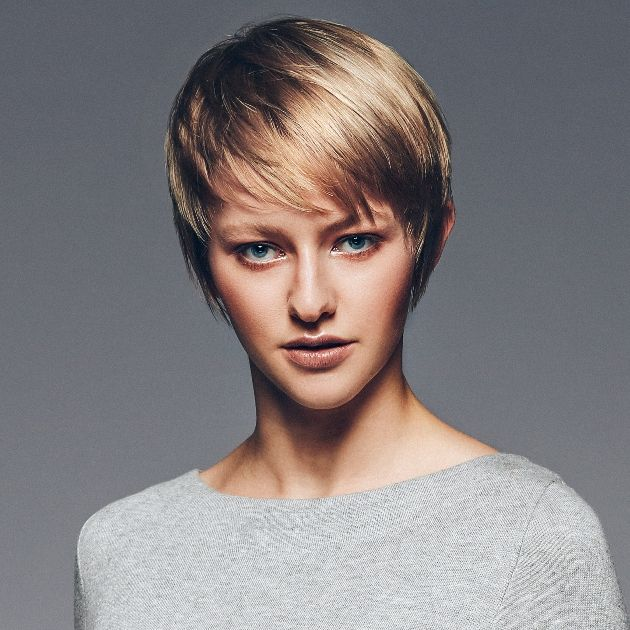 Kurzhaarfrisuren 2018 Pixie Cut