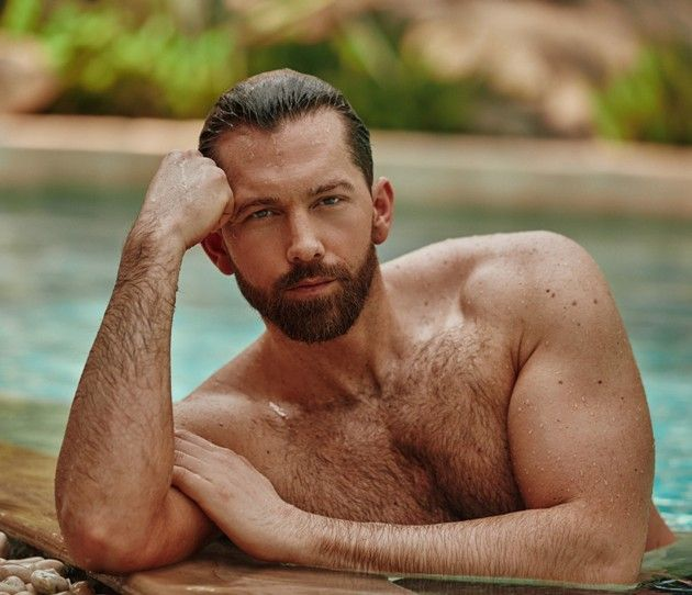 Oliver Sanne bei Bachelor in Paradise 2018