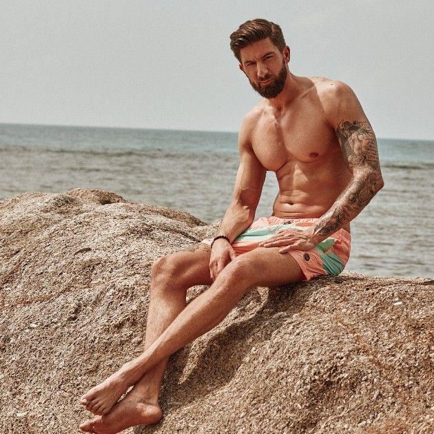 Sebastian bei Bachelor in Paradise 2018