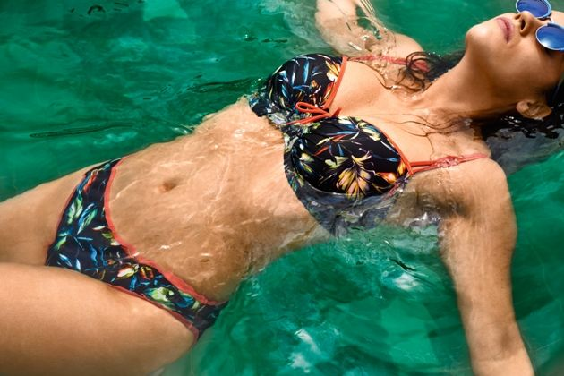 Bikini PrimaDonna Swim Bademode 2018 Model Bilboba, Farbe Exotic Night