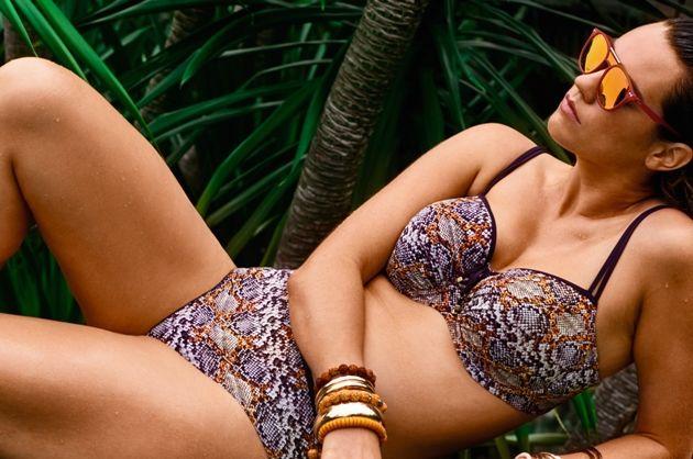 Bikini Sommermode 2018 PrimaDonna Swim Modell Karma, Farbe Amethyst