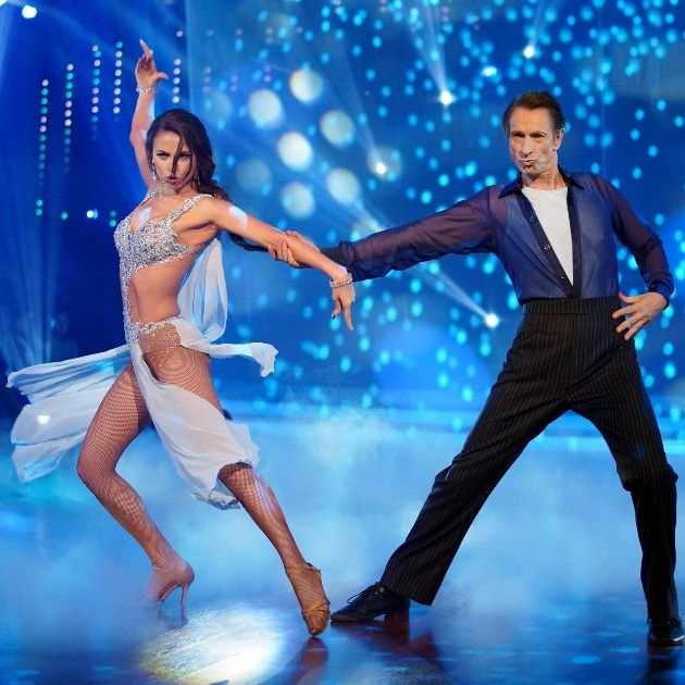 Ekaterina Leonova - Ingolf Lück bei Let's dance am 11.5.2018