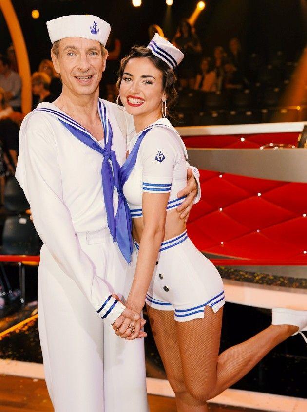 Ekaterina Leonova und Ingolf Lück bei Let's dance am 18.5.2018