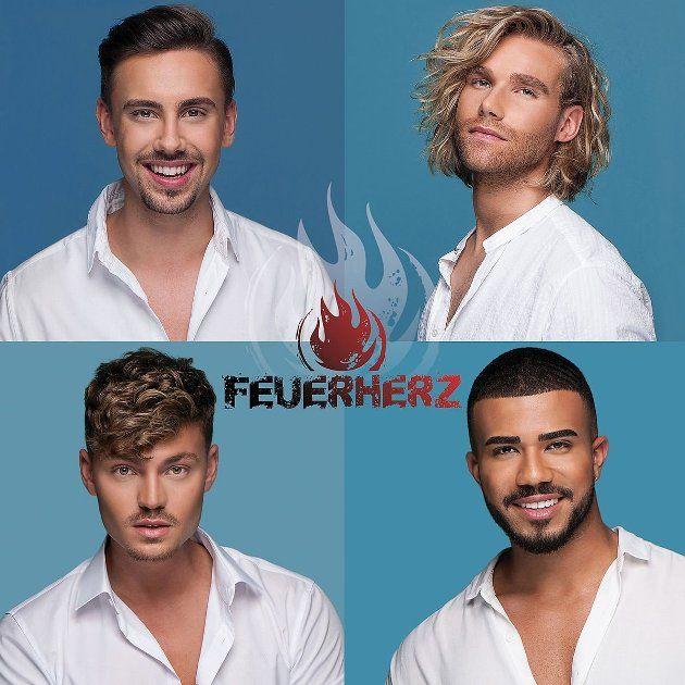 Feuerherz 2018 - CD Feuerherz