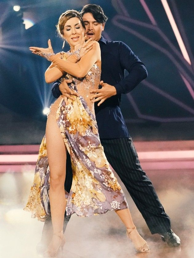 Judith Williams - Erich Klann Rumba-Fusion bei Let's dance am 25.5.2018