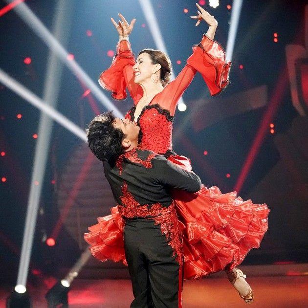 Judith Williams - Erich Klann bei Let's dance am 4.5.2018
