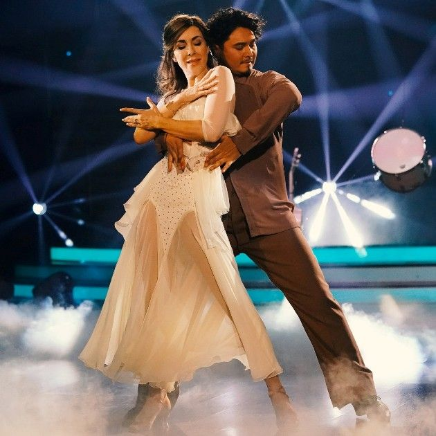 Judith Williams - Erich Klann bei Let's dance am 18.5.2018