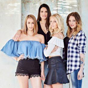 Lichtblick 2018 - Rebecca, Anna, Louiza und Lisa