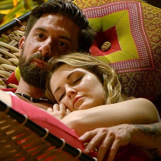 Sebastian und Viola bei Bachelor in Paradise am 23.5.2018