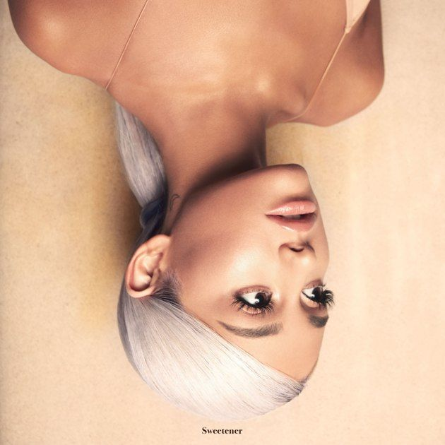 Ariana Grande 2018 - neues Album Sweetener