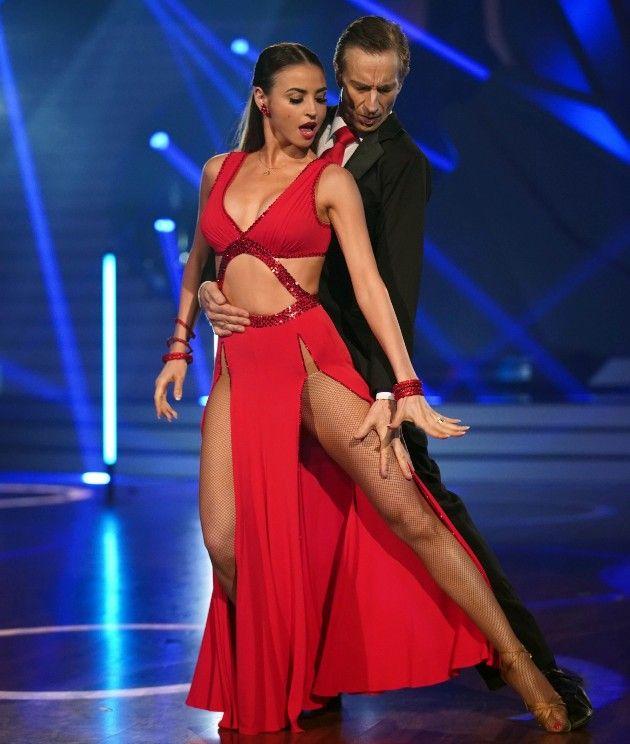 Ekaterina Leonova und Ingolf Lück im Finale Let's dance 2018