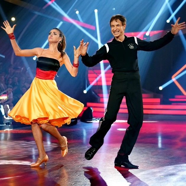 Ekaterna Leonova - Ingolf Lück im Finale Let's dance 2018 am 8.6.2018