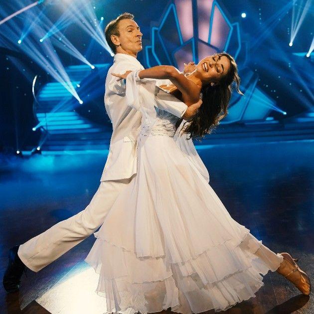 Ingolf Lück - Ekaterina Leonova sind im Finale Let's dance 2018 am 8.6.2018
