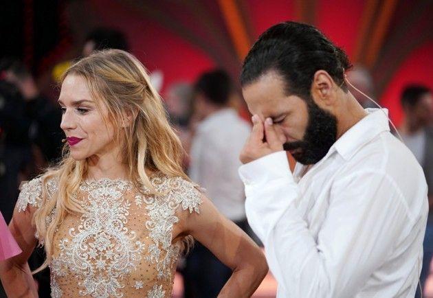Julia Dietze - Massimo Sinato ausgeschieden bei Let's dance am 1.6.2018