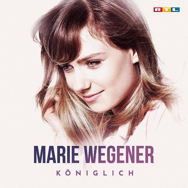Marie Wegener veröffentlicht ihr erstes Album Königlich