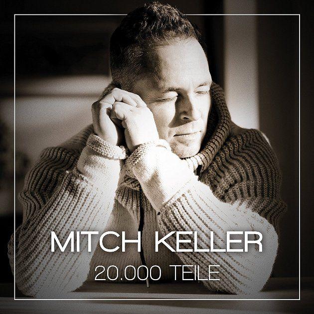 Mitch Keller Schlager-CD 20.000 Teile - aus der Tiefe der Bühne