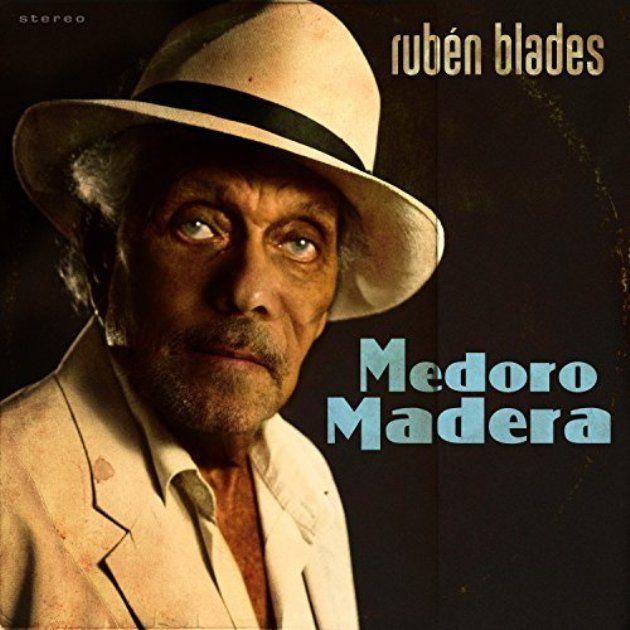 Salsa-CD Medoro Madera - Ruben Blades, Roberto Delgado & Orquesta