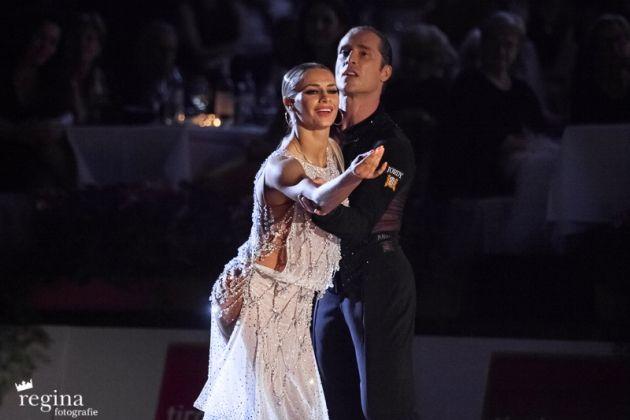Tanzsport Blackpool Dance Festival - Yulia Zagoruychenko - Riccardo Cocchi