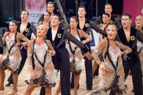 Tanzsport EM Latein-Formationen 2018 Sieg für GGC Bremen