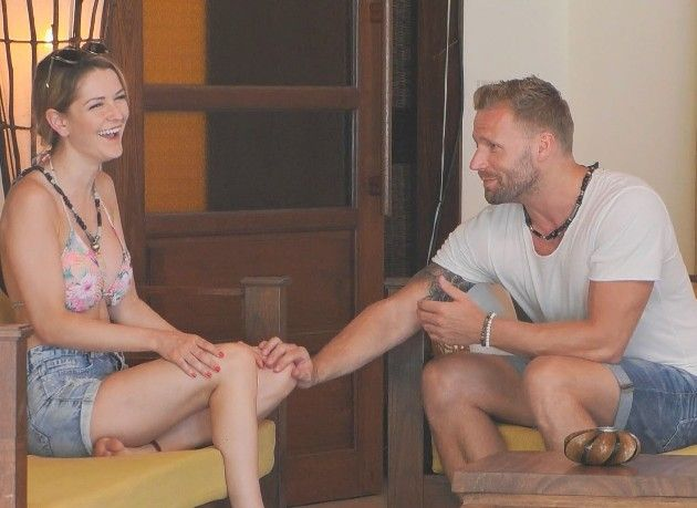 Viola und Christian bei Bachelor in Paradise am 13.6.2018