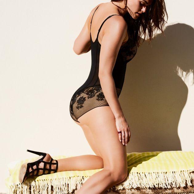 Body PrimaDonna Twist Sommer 2018 Body, Modell Cabaret, Farbe Black
