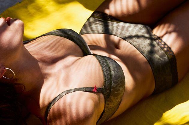 Dessous Sommer 2018 PrimaDonna Twist, Modell Rainforest, Farbe Paradise Green