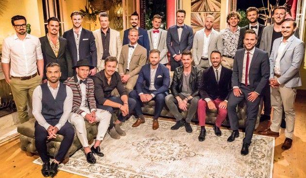 Erste Nacht der Rosen - Alle Kandidaten der Bachelorette 2018 am 18.7.2018
