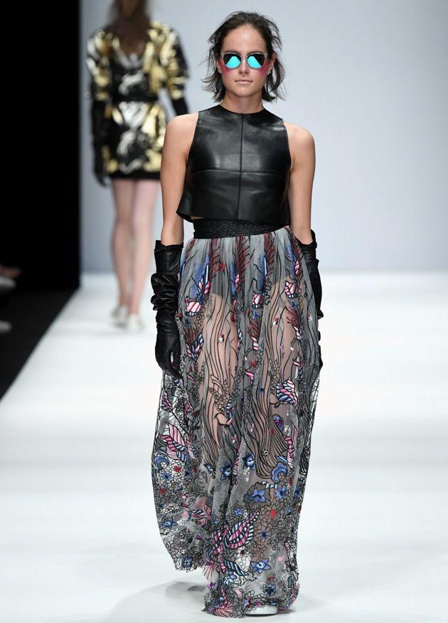 Frühjahr-Sommermode 2019 von Irene Luft zur MBFW auf der Fashion Week Berlin Juli 2018 - 13