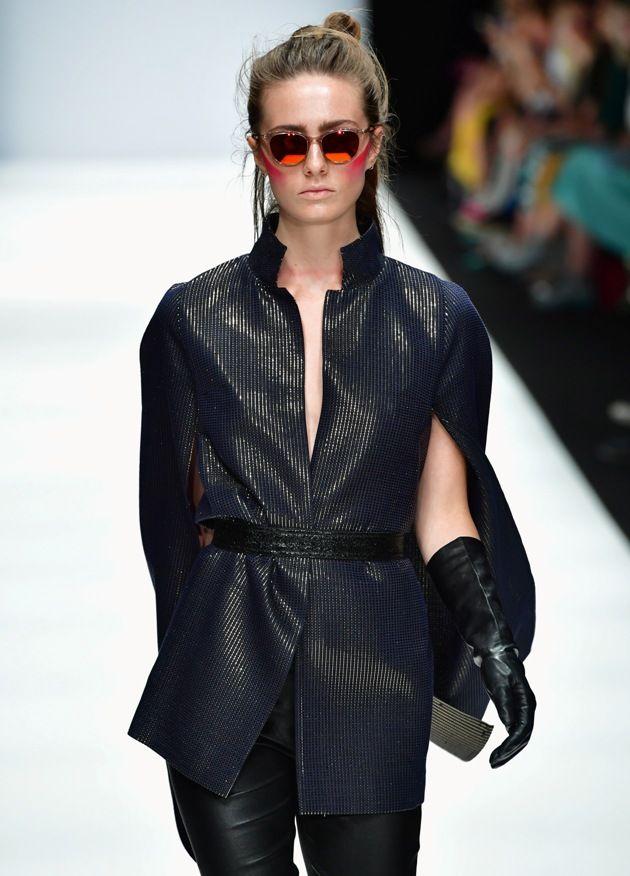 Frühjahr-Sommermode 2019 von Irene Luft zur MBFW auf der Fashion Week Berlin Juli 2018 - 20