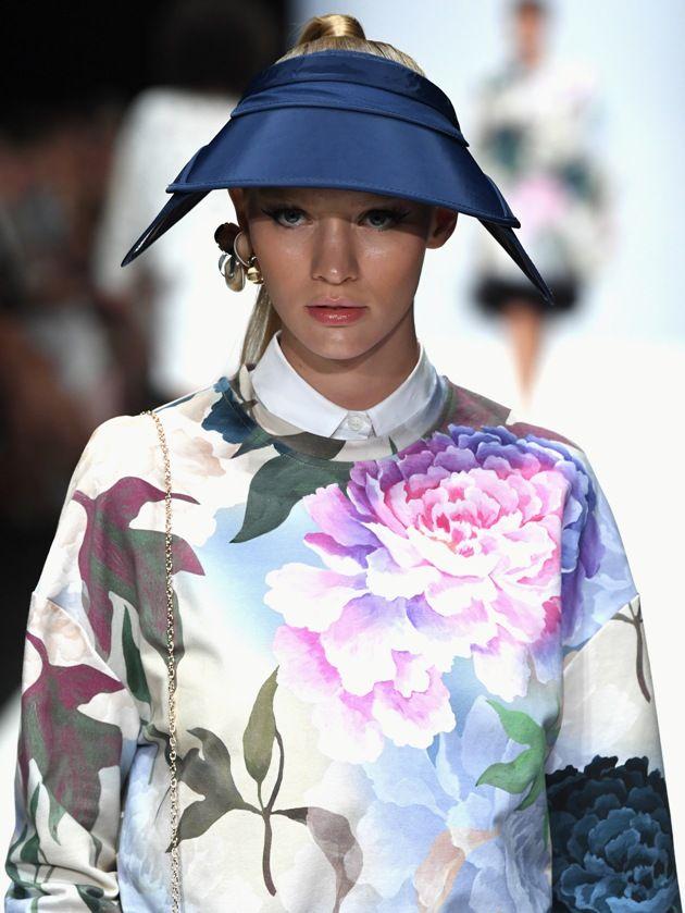 Frühjahr-Sommermode 2019 von Riani auf der MBFW Fashion Week Berlin Juli 2018 - 2